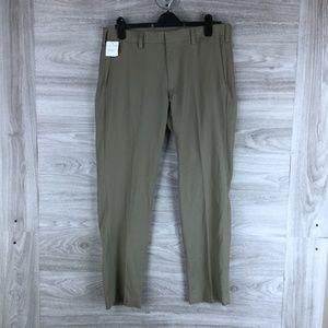 Louis Raphael Front Skinny Fit Dress Pants